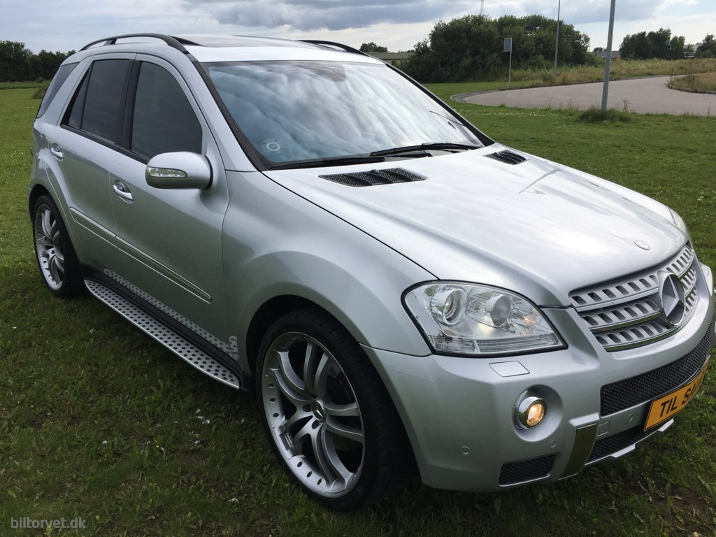 Mercedes-Benz ML420 d CDI aut. 306HK Van 2007