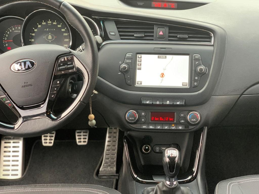 Kia Ceed SW 1,0 T-GDI GT-Line Limited 120HK Stc 6g 2018