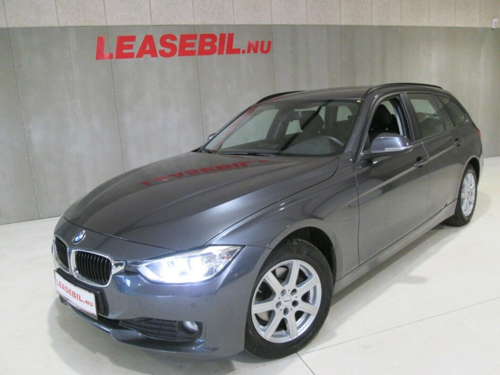 BMW 318d 2,0 Touring aut. 2015