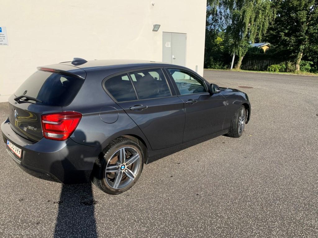 BMW 120d 2,0 D 184HK 5d 8g Aut. 2012