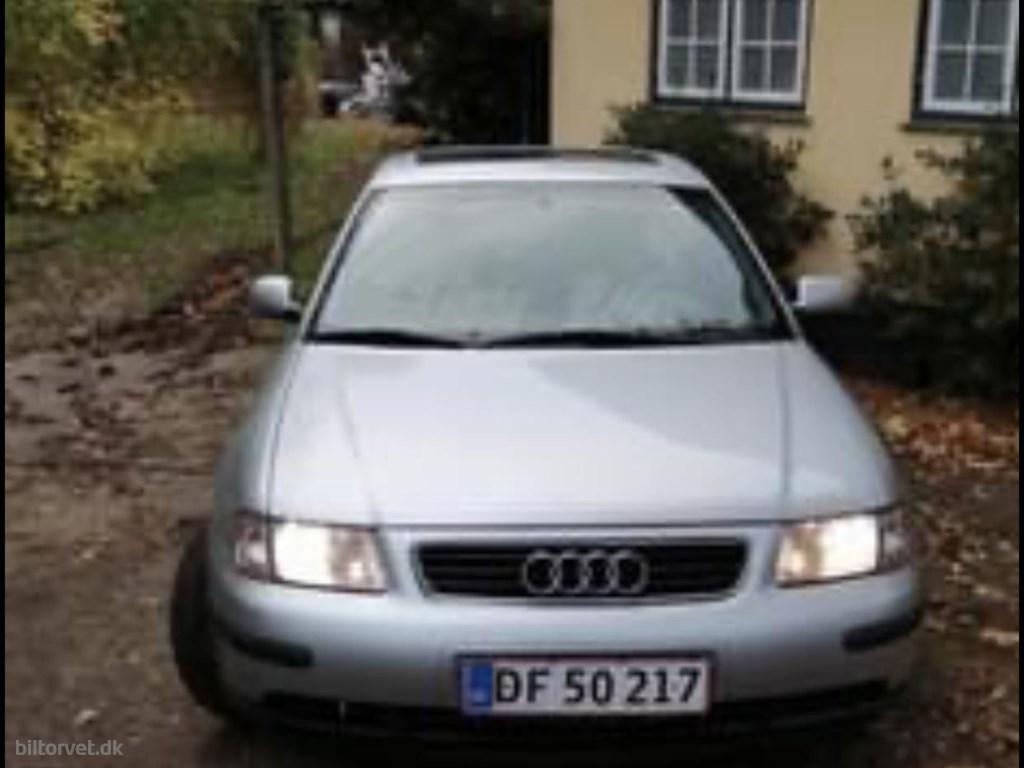 Audi A3 1,8 125HK 3d Aut. 1997