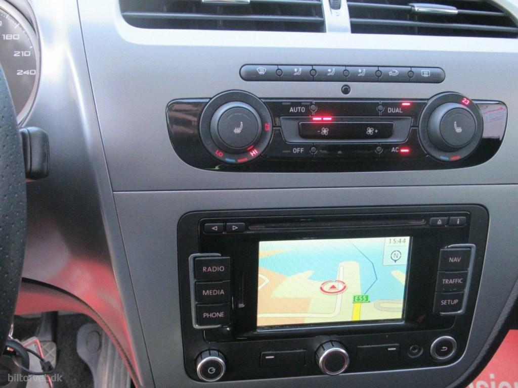 Seat Leon 2,0 TDi 140 Style Van 2012