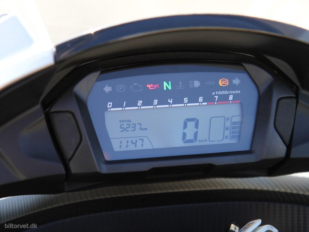 Honda NC750D Integra 2018
