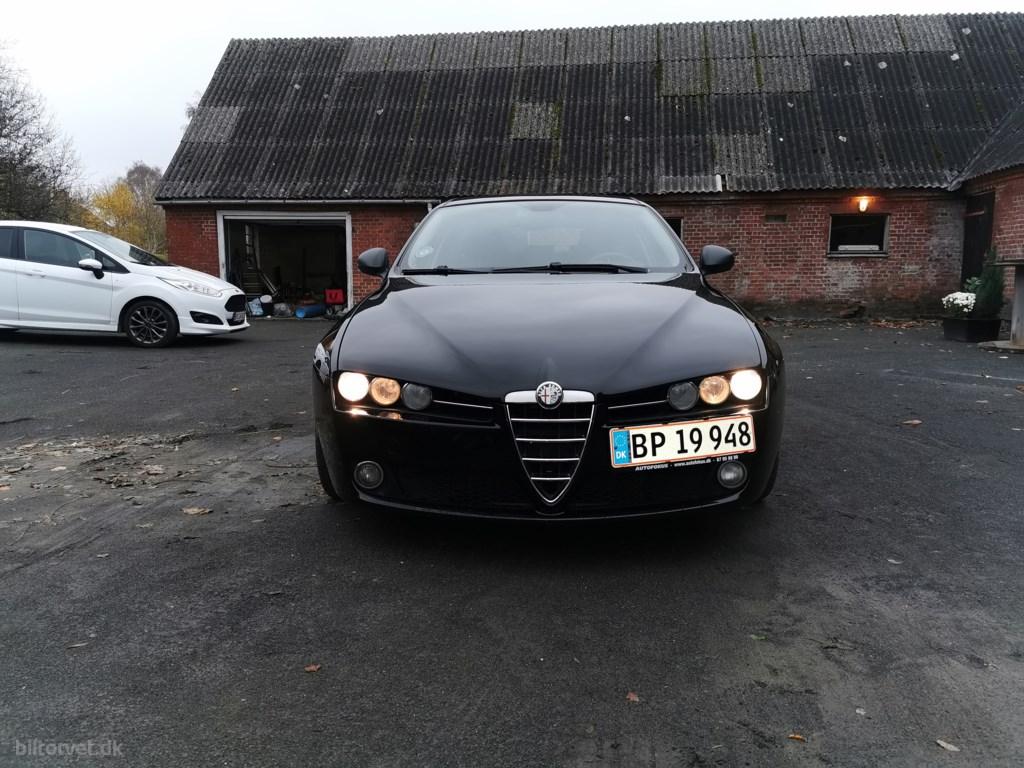Alfa Romeo 159 Sportwagon 2,0 JTD Distinctive 170HK Stc 6g 2010