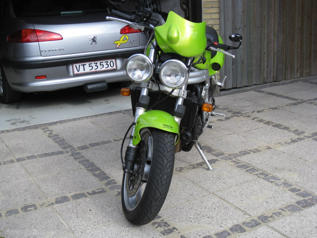 Triumph Speed Triple 1999