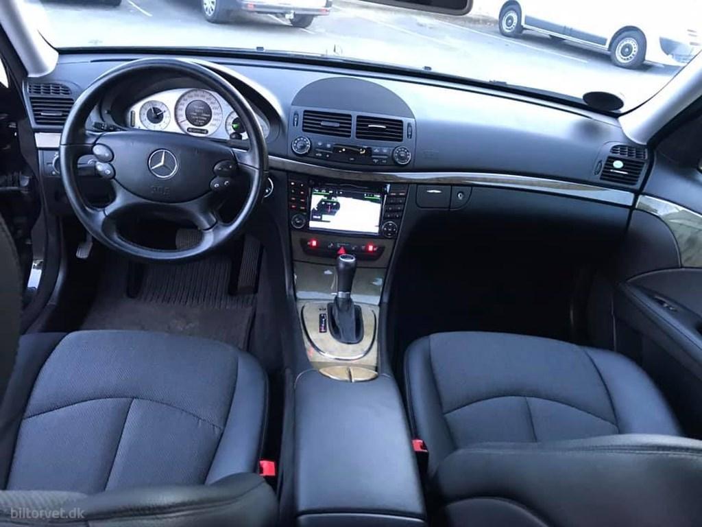 Mercedes-Benz E230 aut. 204HK 2007