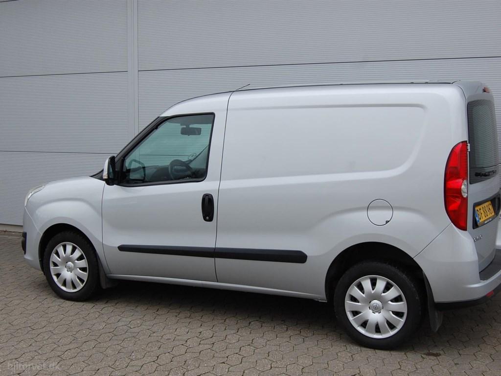 Opel Combo L1H1 1,6 CDTI Start/Stop 105HK Van 6g 2012