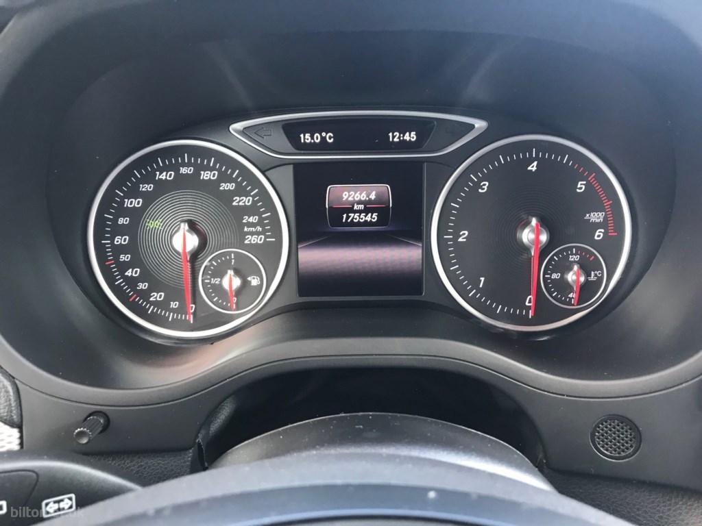 Mercedes-Benz B180 d 1,5 CDI 109HK Van 6g 2015