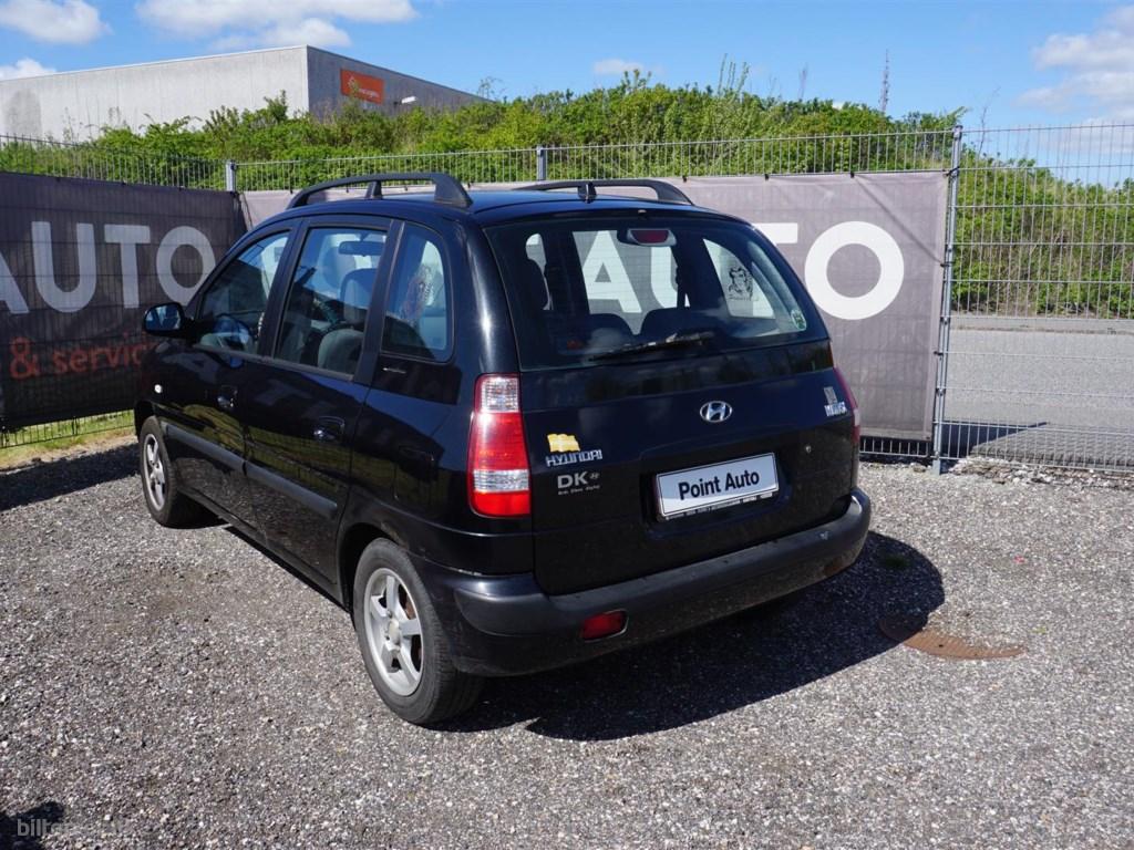 Hyundai Matrix 1,6 GLS 103HK 2007