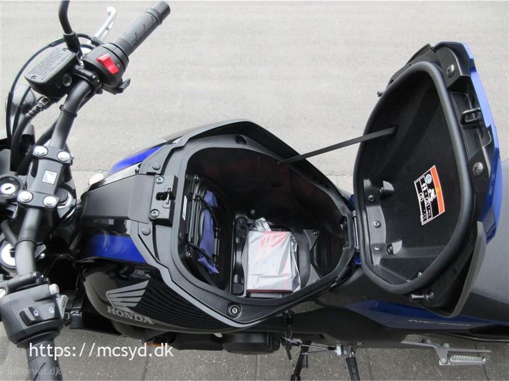 Honda NC 750 SA   5
