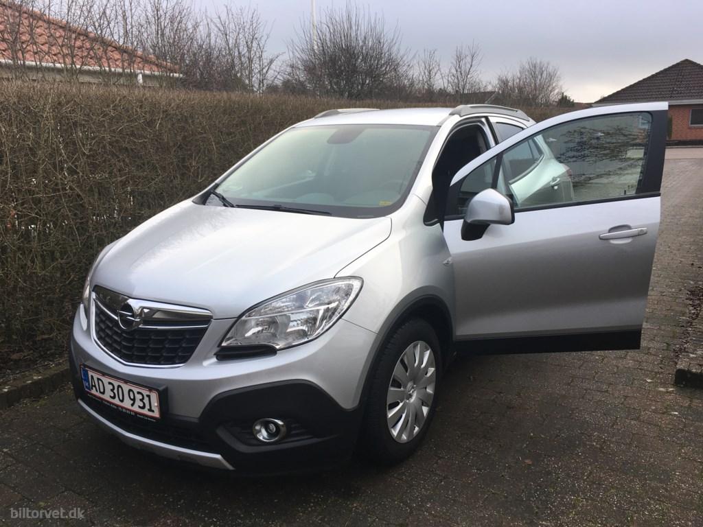 Opel Mokka 1,7 CDTI Enjoy Start/Stop 130HK 5d 6g 2013