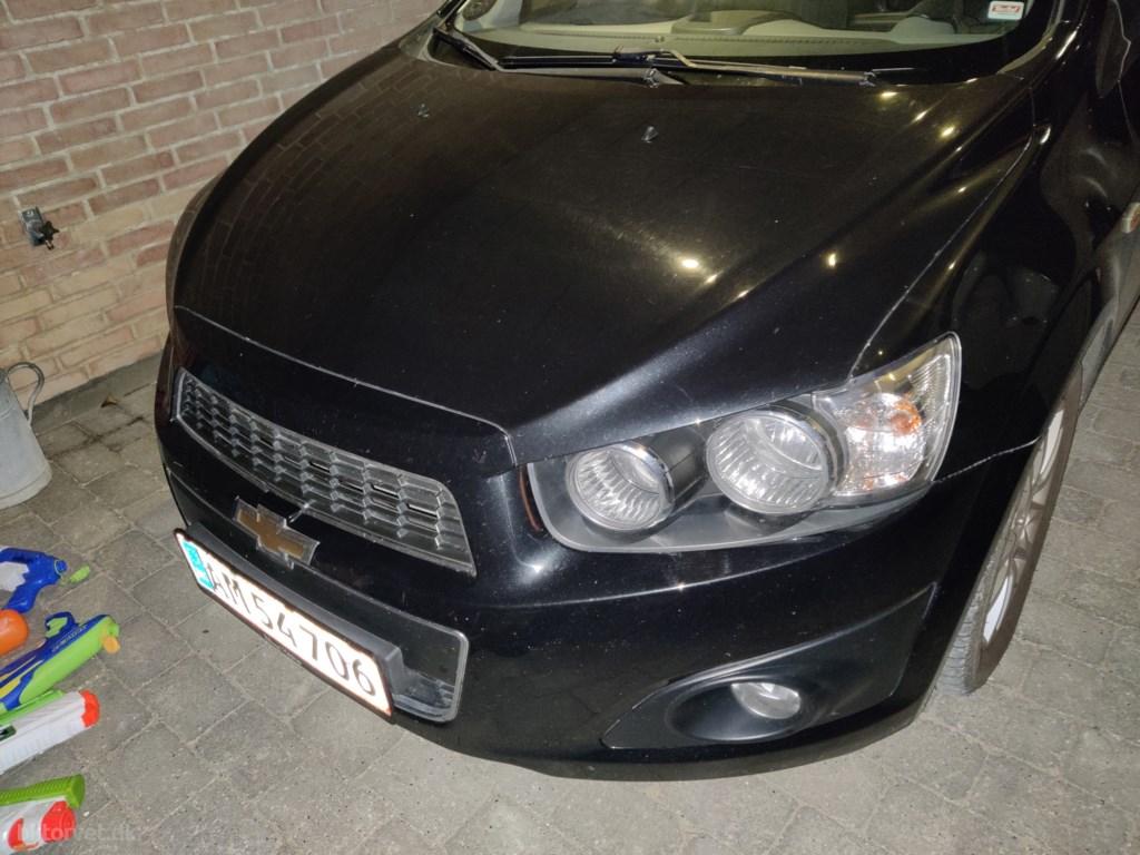 Chevrolet Aveo 1,2 LTZ 86HK 5d 2014