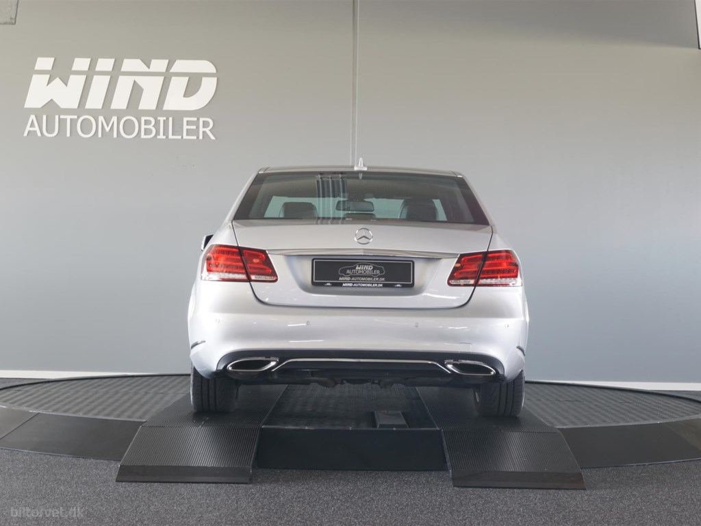 Mercedes-Benz E220 d 2,1 Bluetec 170HK 6g 2014