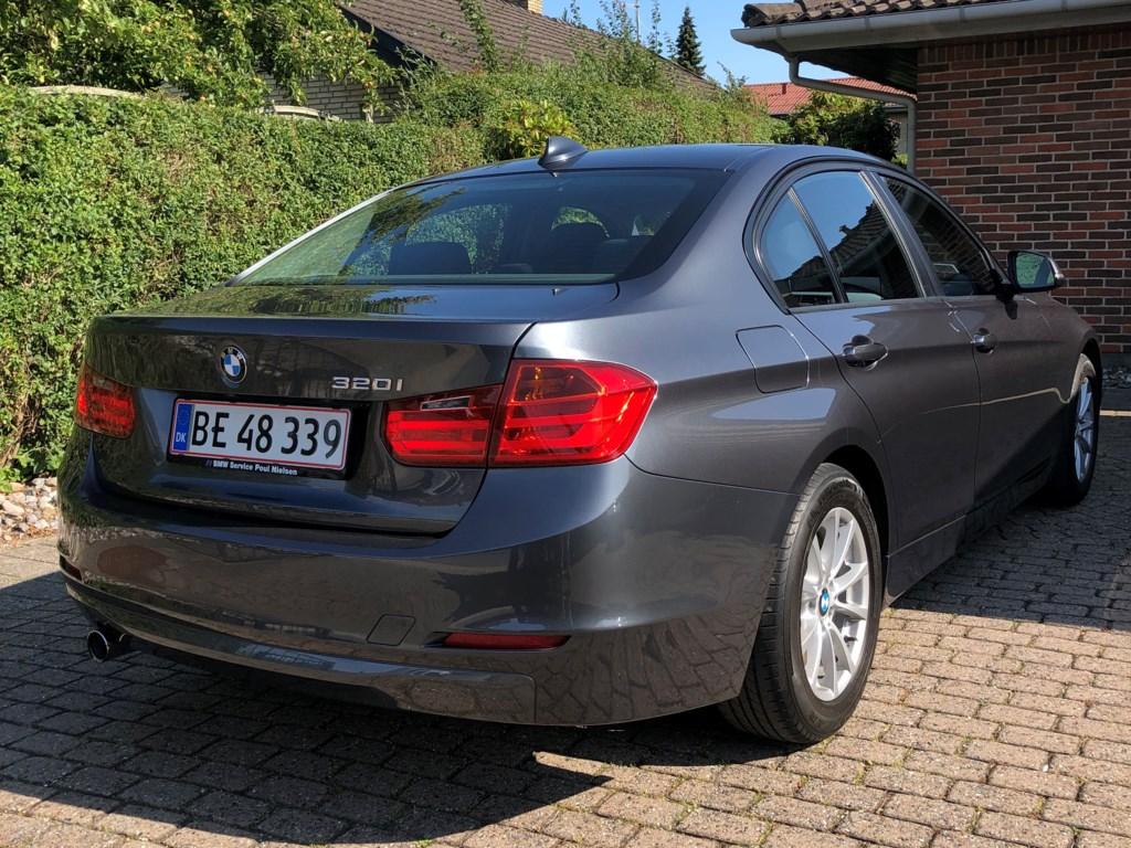 BMW 320i 2,0 184HK 8g Aut. 2013