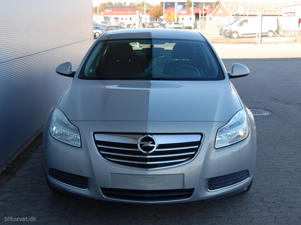 Opel Insignia 1,8 Edition 140HK 5d 6g 2009