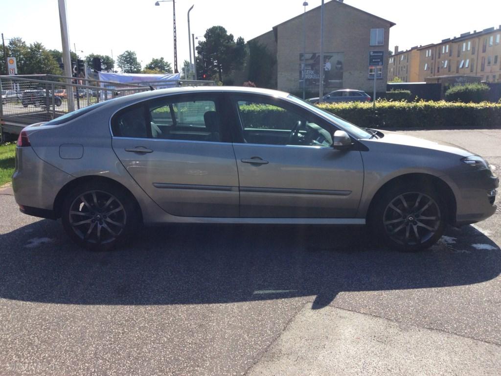 Renault Laguna 1,5 Eco DCI FAP Exception 110HK 5d 6g 2012
