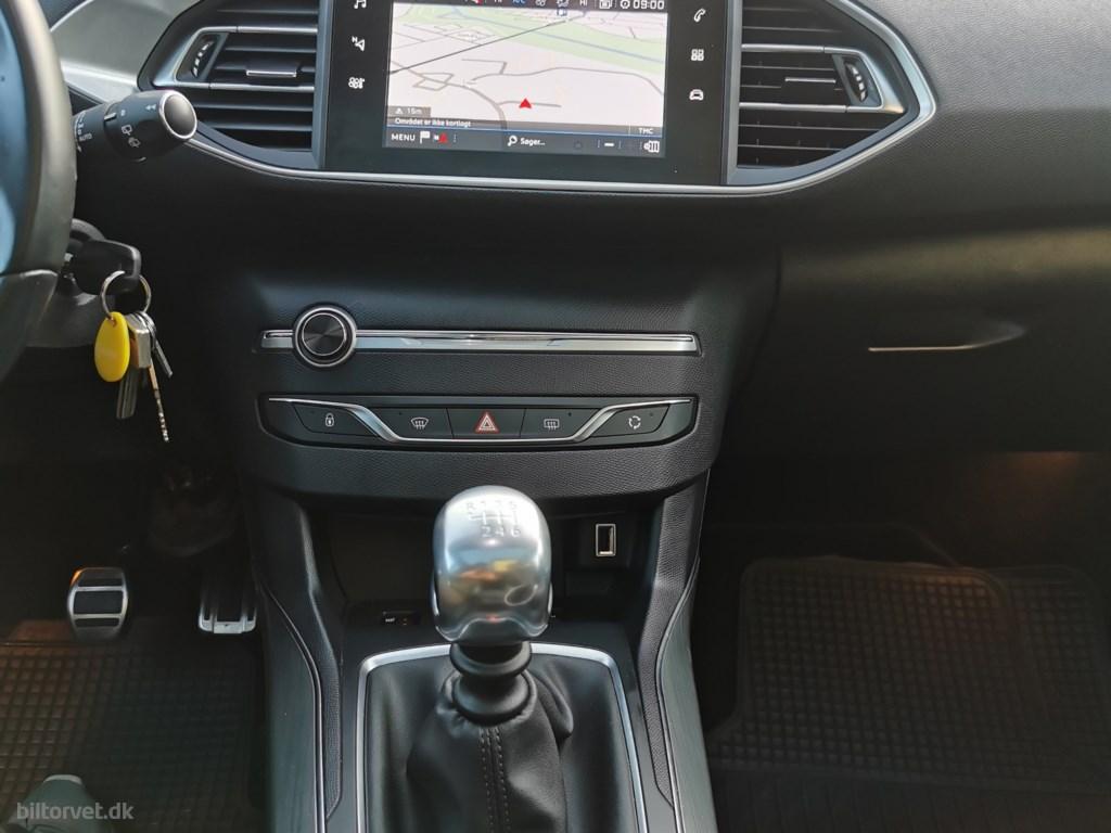 Peugeot 308 SW 1,6 BlueHDi Prestige 120HK Stc 2018