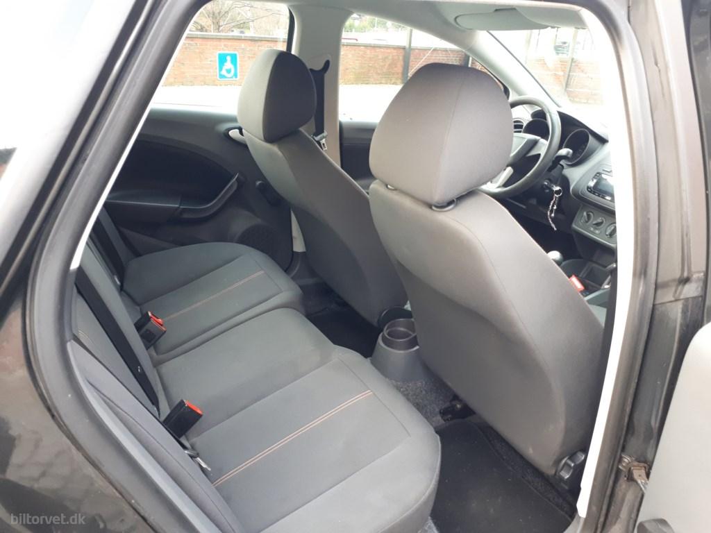 Seat Ibiza 1,2 Commonrail TDI DPF Reference 75HK Stc 2010