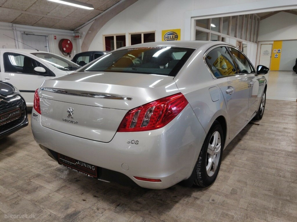 Peugeot 508 1,6 THP 156 Active 2011