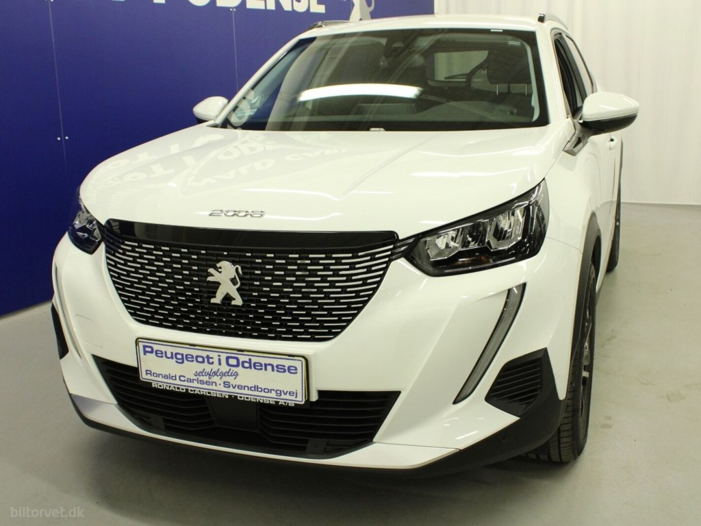 Peugeot 2008 1,2 PT 130 Allure Pack EAT8 Van 2020