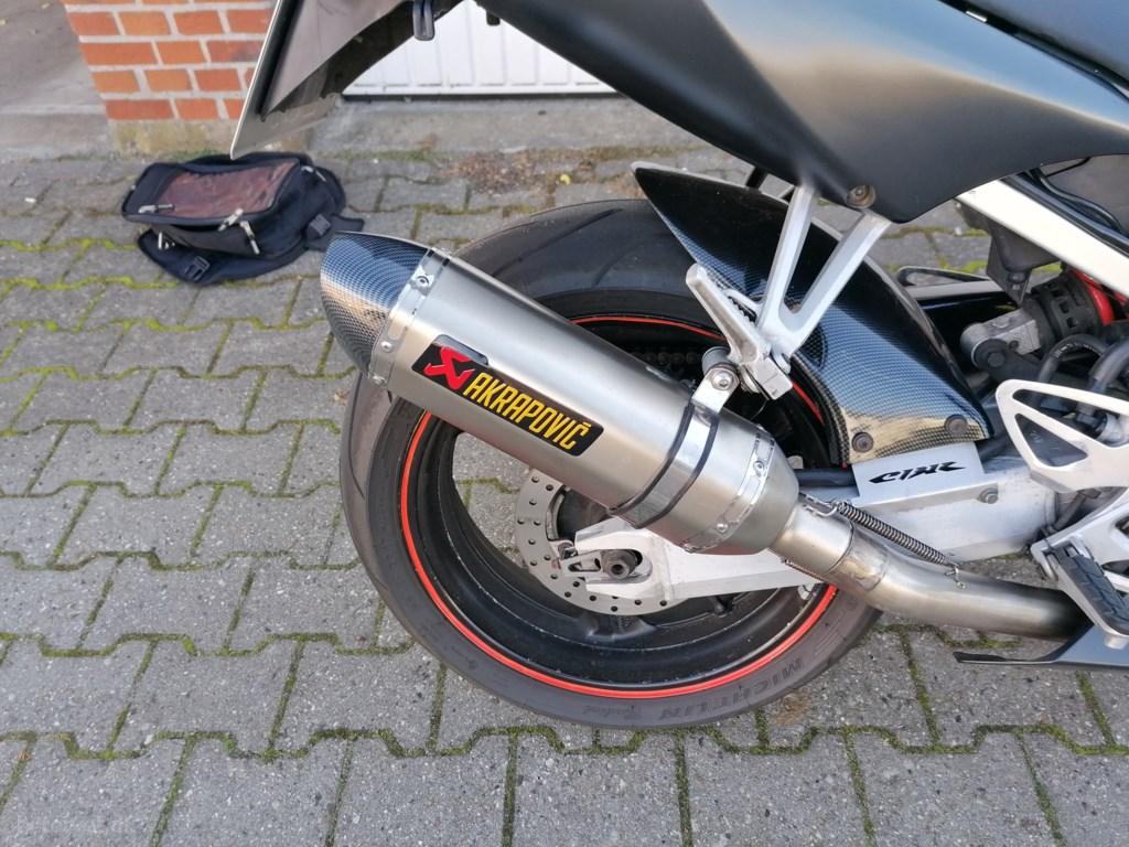 Honda CBR 600 F 2000