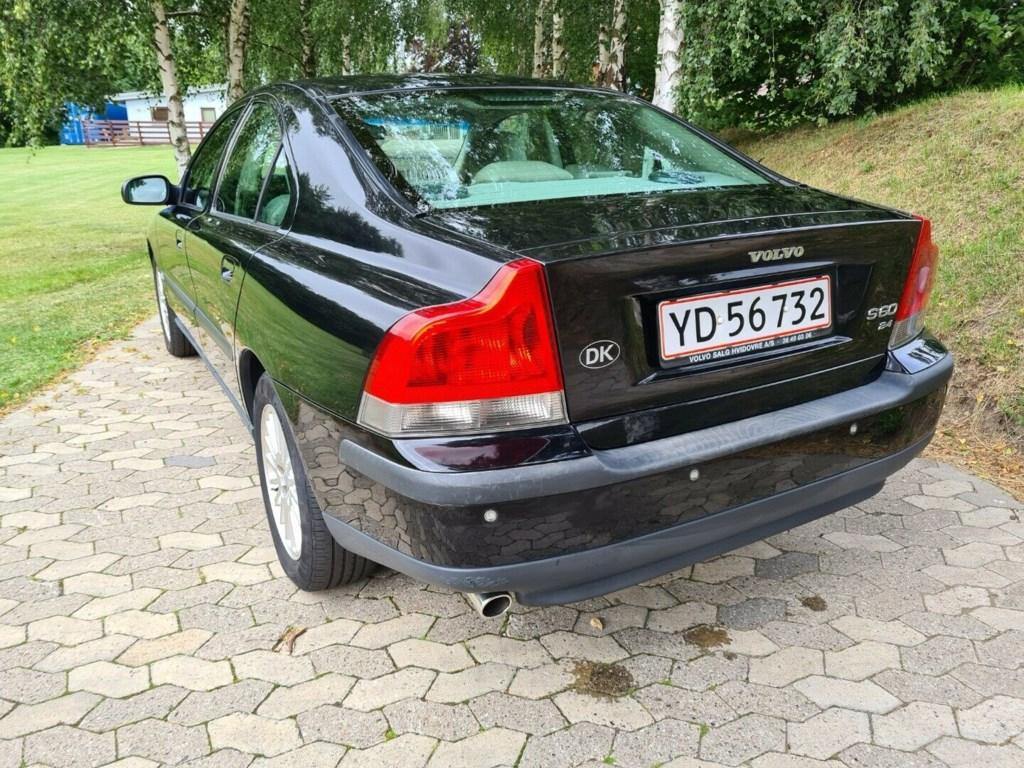 Volvo S60 2,4 140 2004