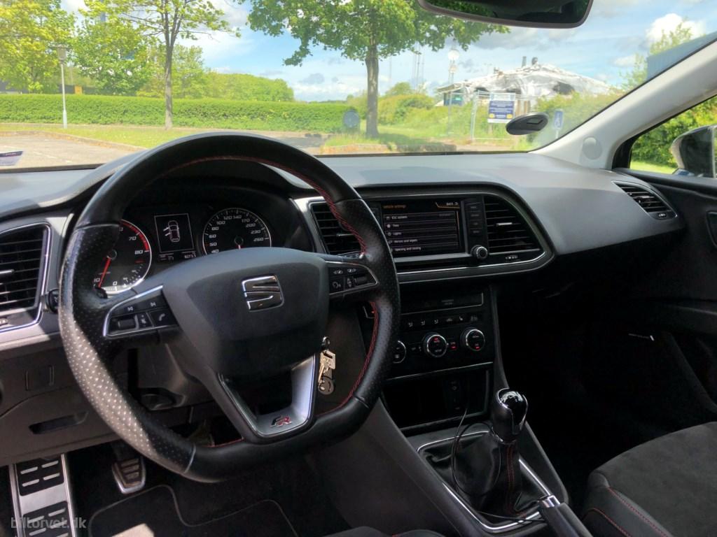 Seat Leon 1,8 TSI FR Start/Stop 180HK Stc 6g 2016
