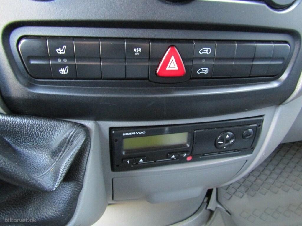 Mercedes-Benz Sprinter 318 3,0 CDi R2 Kassevogn 2007