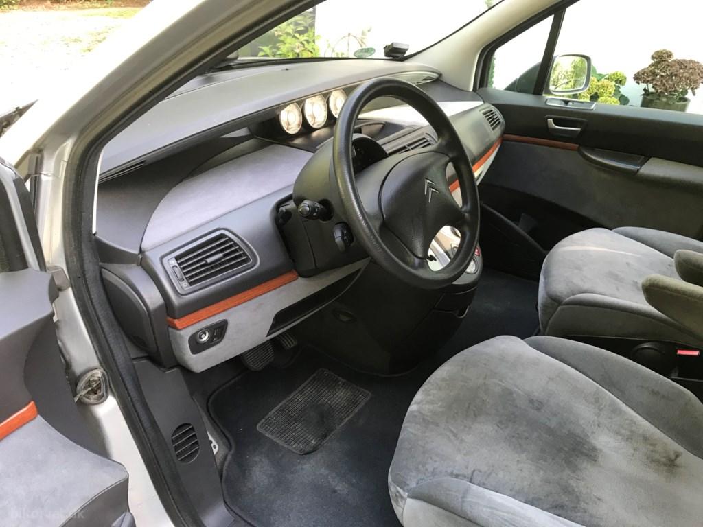 Citroën C8 Comfortvan 2,0 HDI 16V 110HK Van Aut. 2006