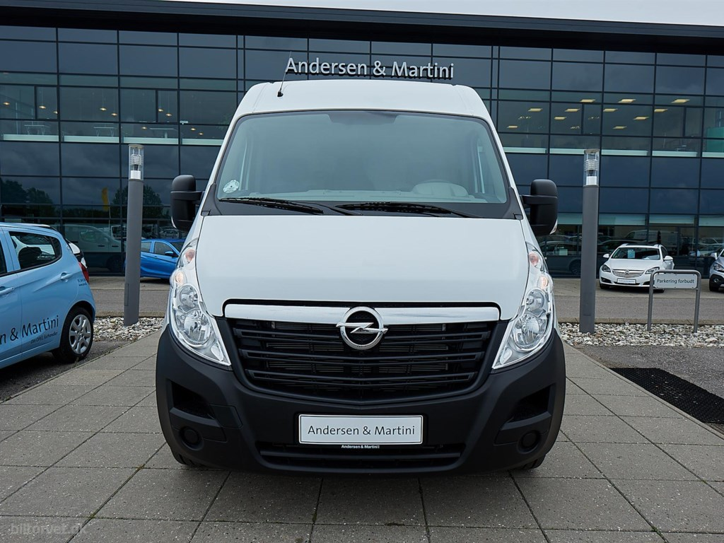 Opel Movano L2H2 2,3 BiTurbo CDTI Start/Stop 136HK Van 2015
