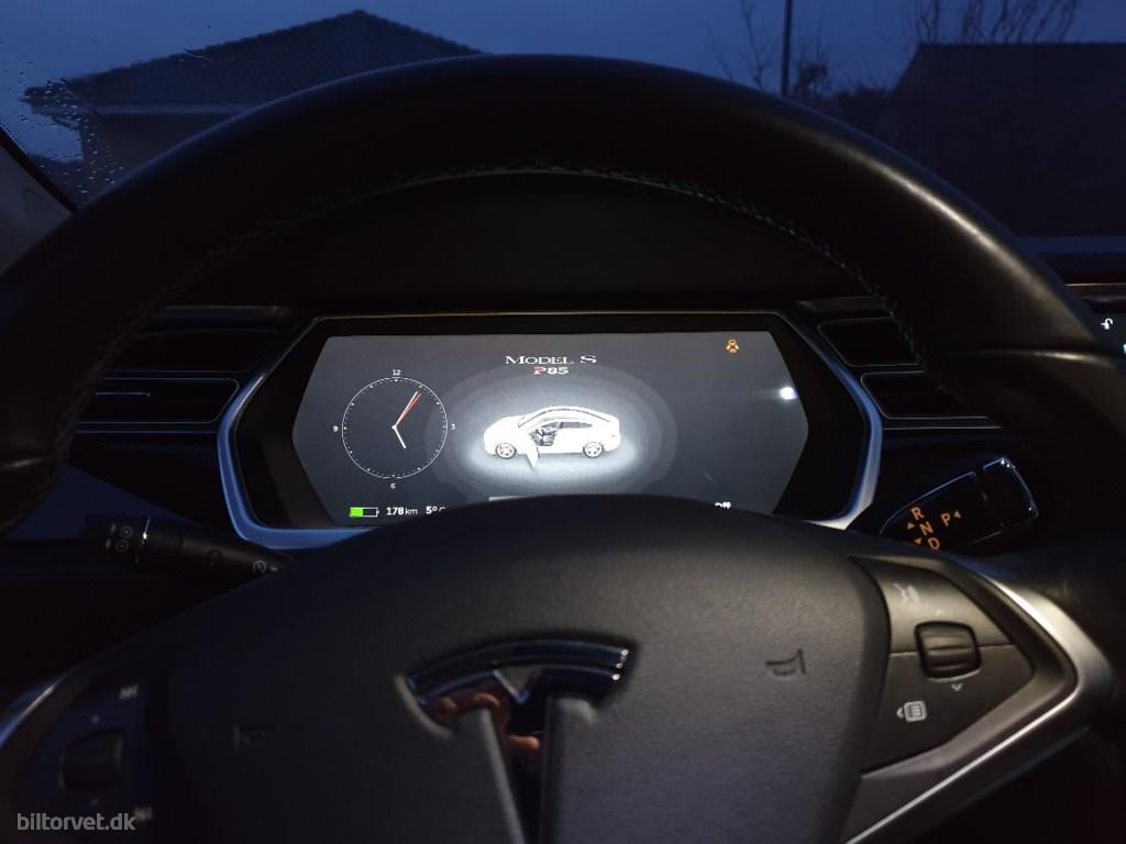 Tesla Model S 85 el EL Performance 416HK 5d Aut. 2014