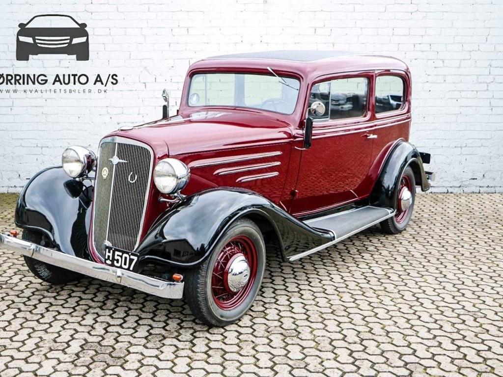 Chevrolet Master 3,4 V6 80HK Aut. 1934