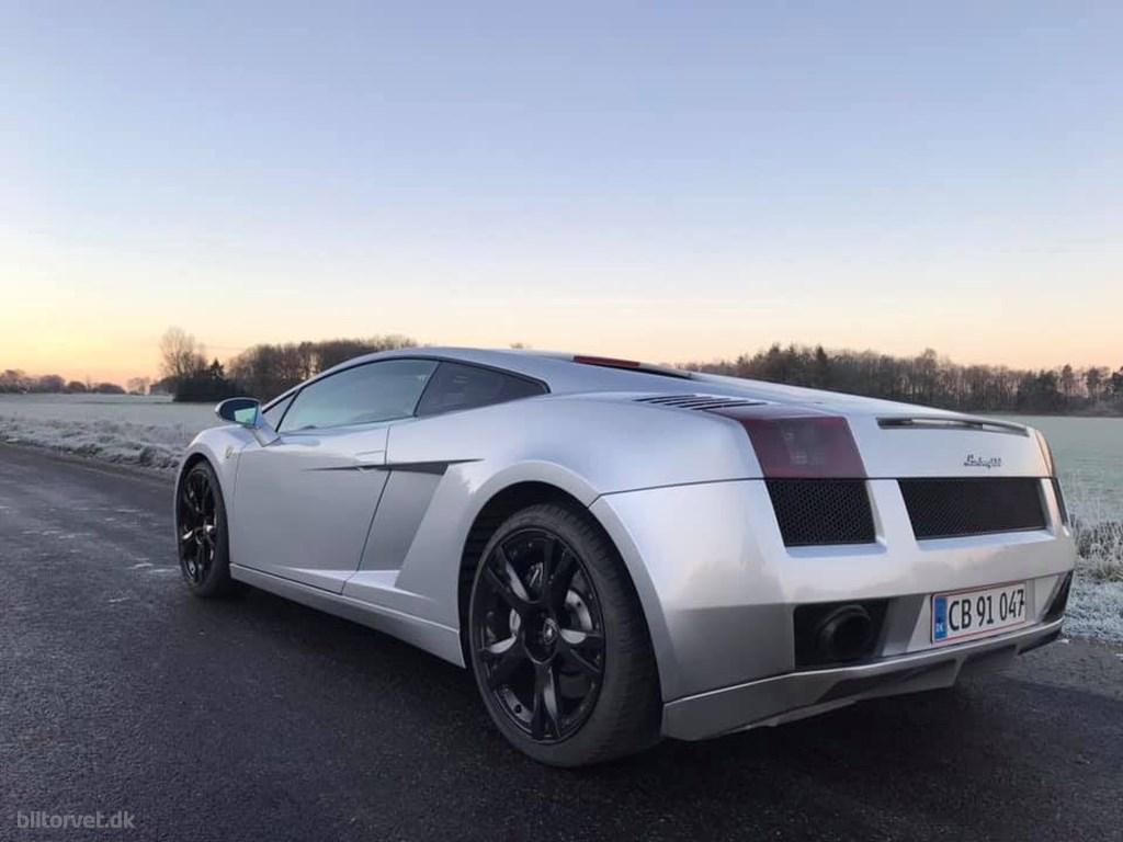 Lamborghini Gallardo 5,0 V10 500HK 2d 2004