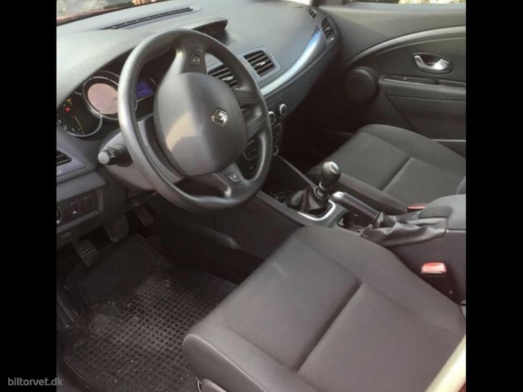 Renault Mégane 1,6 16V 110 110HK Stc 2011