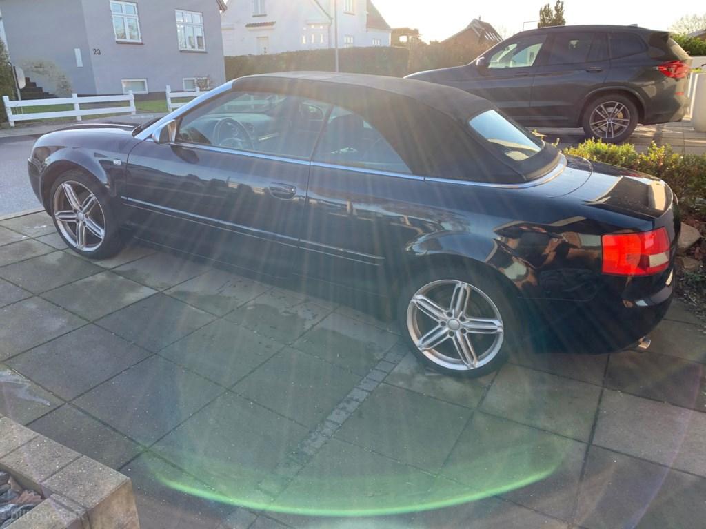 Audi A4 3,0 V6 220HK Cabr. 6g 2003