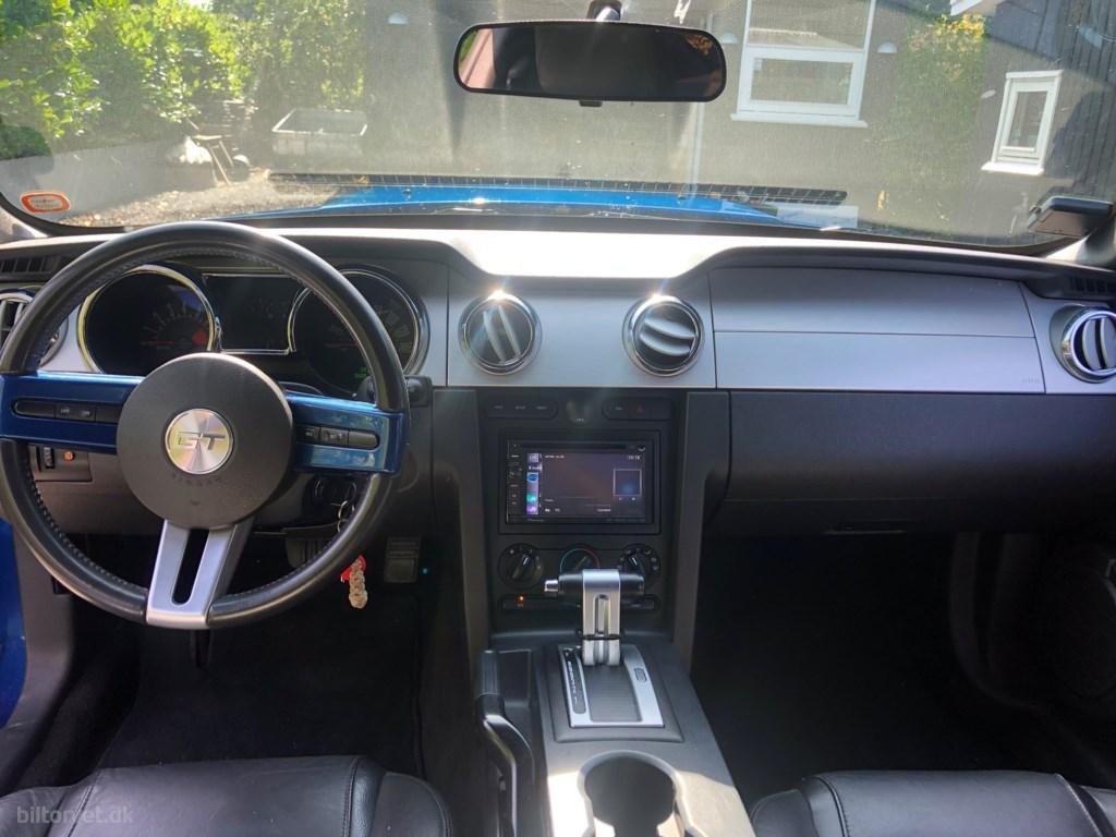 Ford Mustang 4,6 V8 GT 300HK 2d Aut. 2006