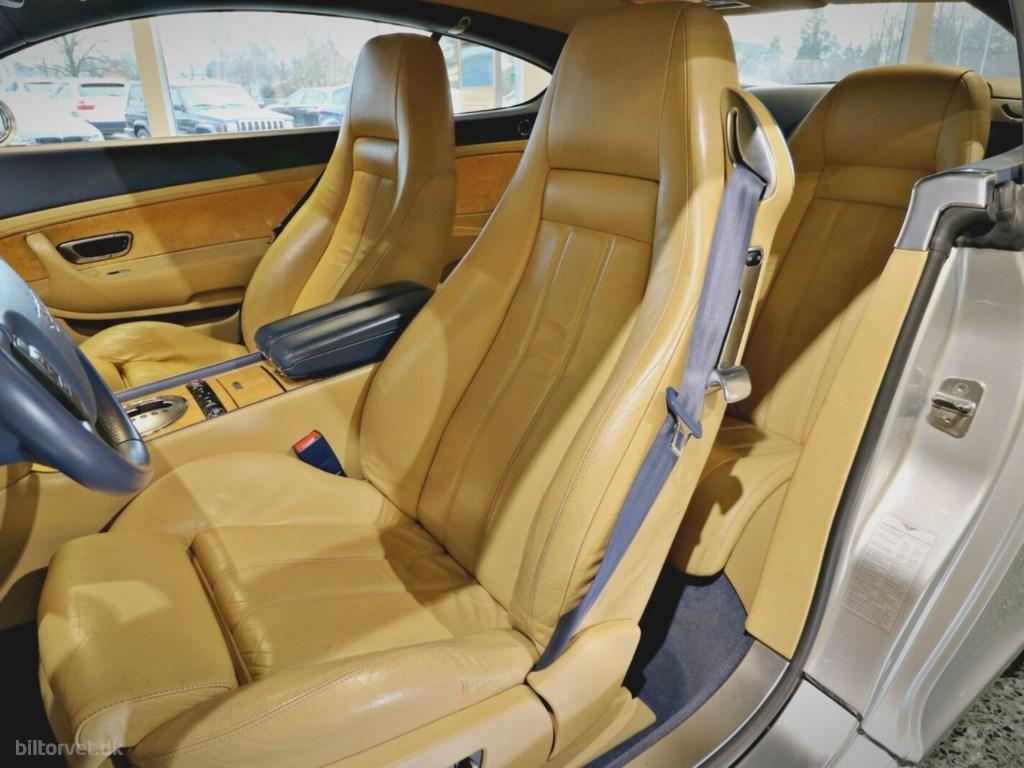 Bentley Continental GT 6,0 aut. 2004
