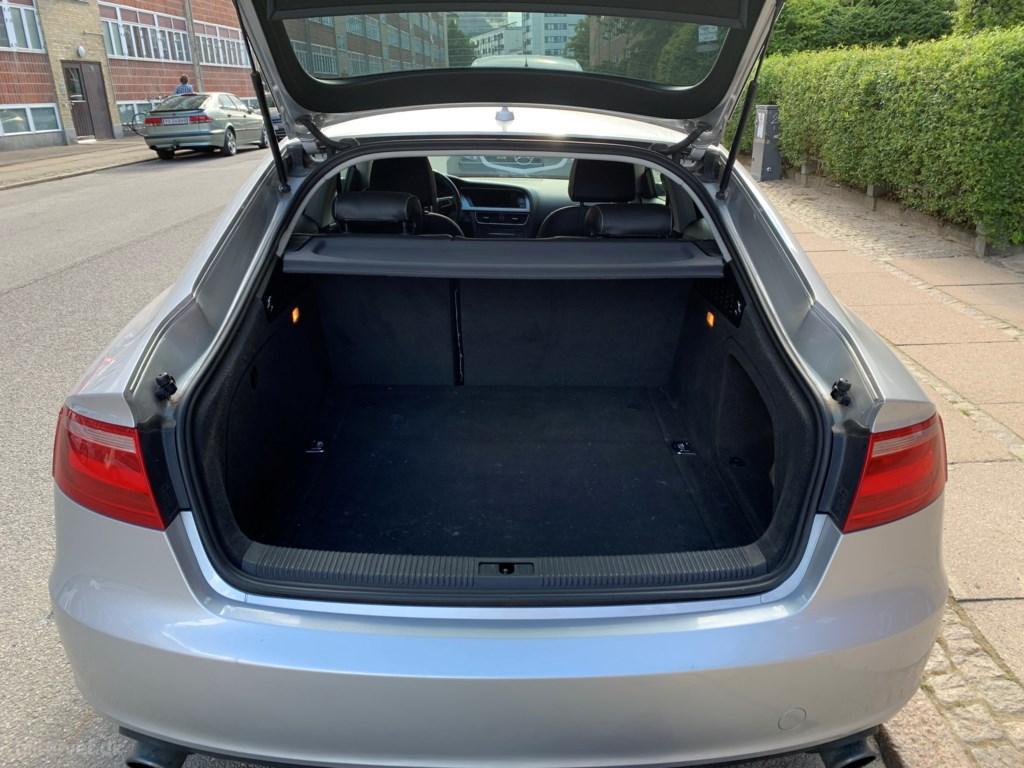 Audi A5 2,0 TFSI 180HK 5d 2010