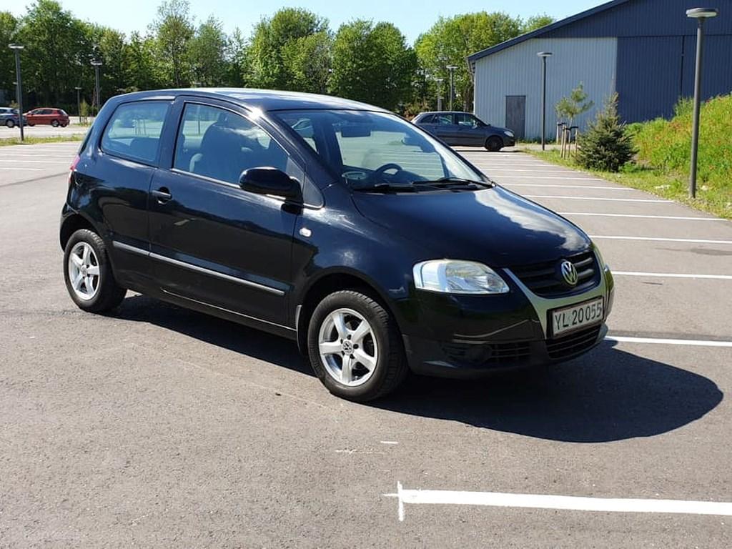 VW Fox 1,4 75HK 3d 2006