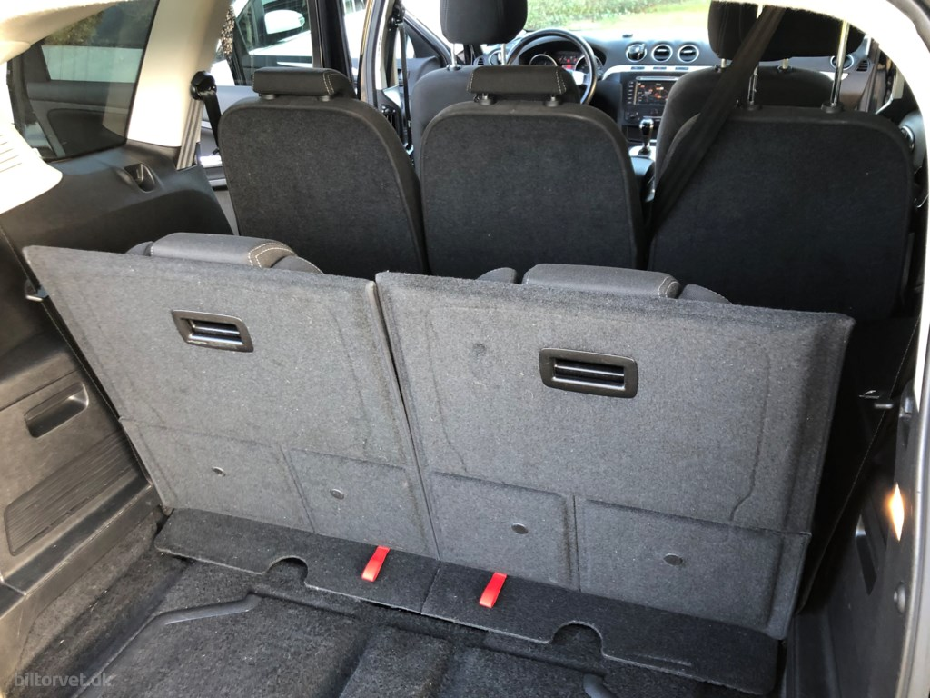 Ford S-Max 2,0 TDCI Aut. 140HK 2012