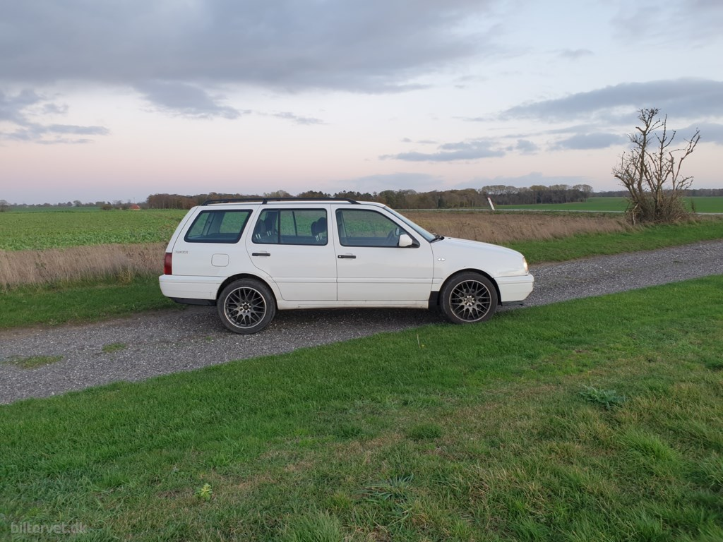 VW Golf Variant 1,8 75HK Stc 1999