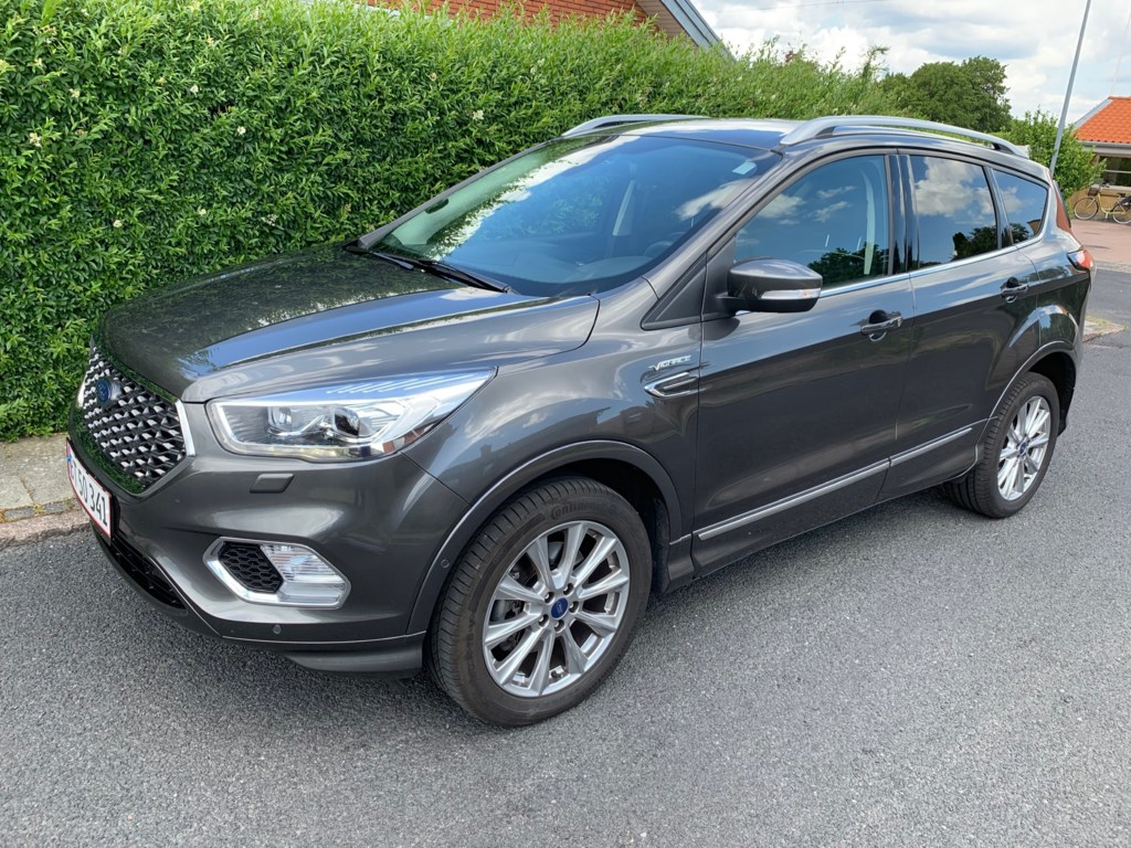 Ford Kuga 1,5 EcoBoost Vignale Attack AWD 182HK 5d 6g Aut. 2017