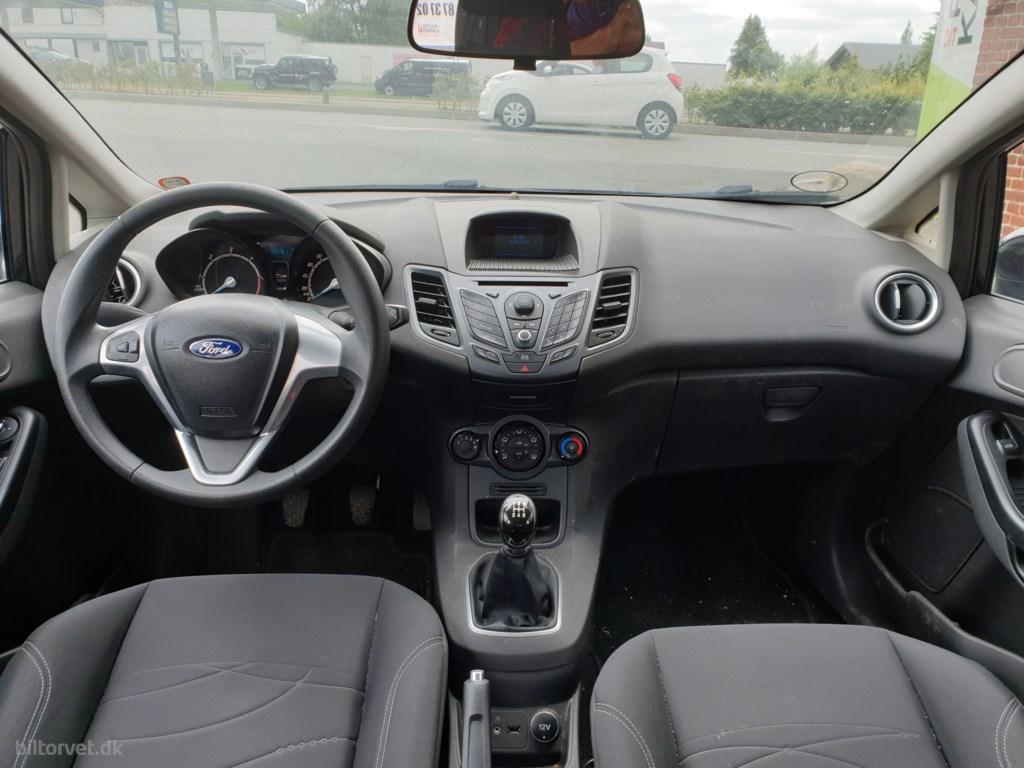 Ford Fiesta 1,5 TDCi Trend 75HK 5d 2013
