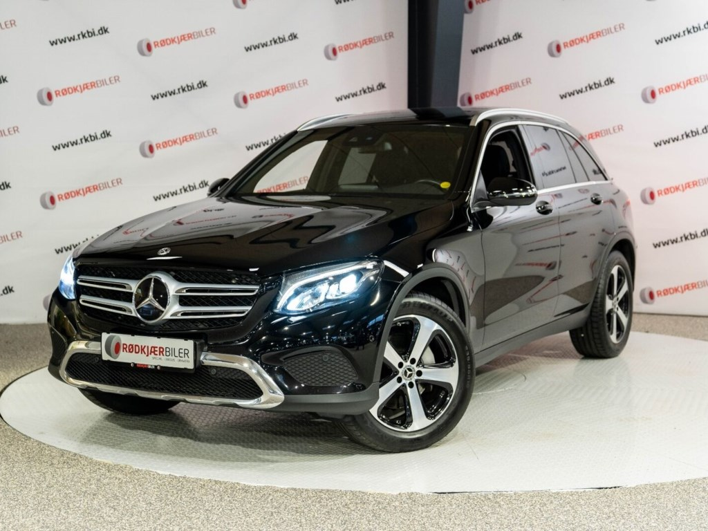 Mercedes-Benz GLC250 d 2,2 Exclusive Line aut. 4-M 2017