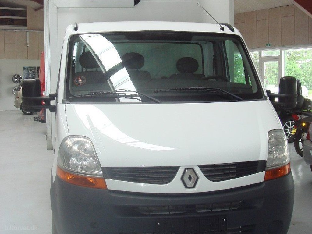 Renault Master T35 2,5 dCi 150 Alukasse 2009