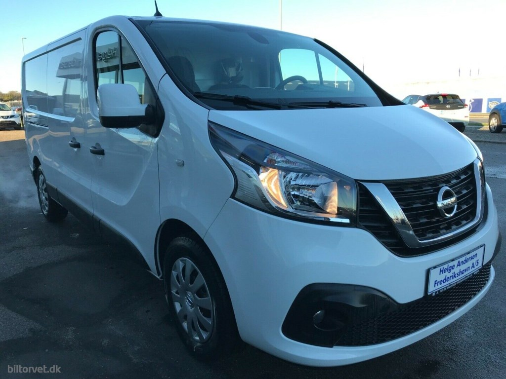 Nissan NV300 2,0 dCi 145 L2H1 Working Star DCT 2021