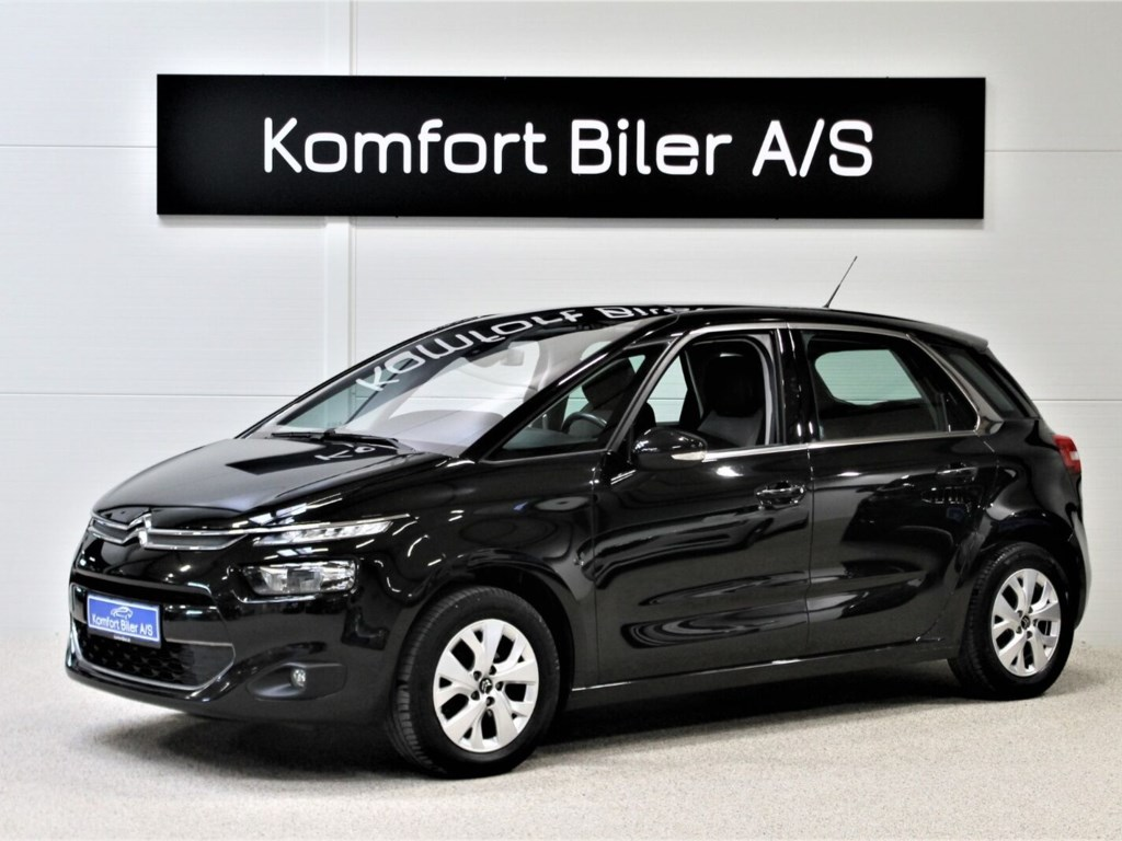 Citroën C4 Picasso 1,6 BlueHDi 120 Intensive EAT6 2016