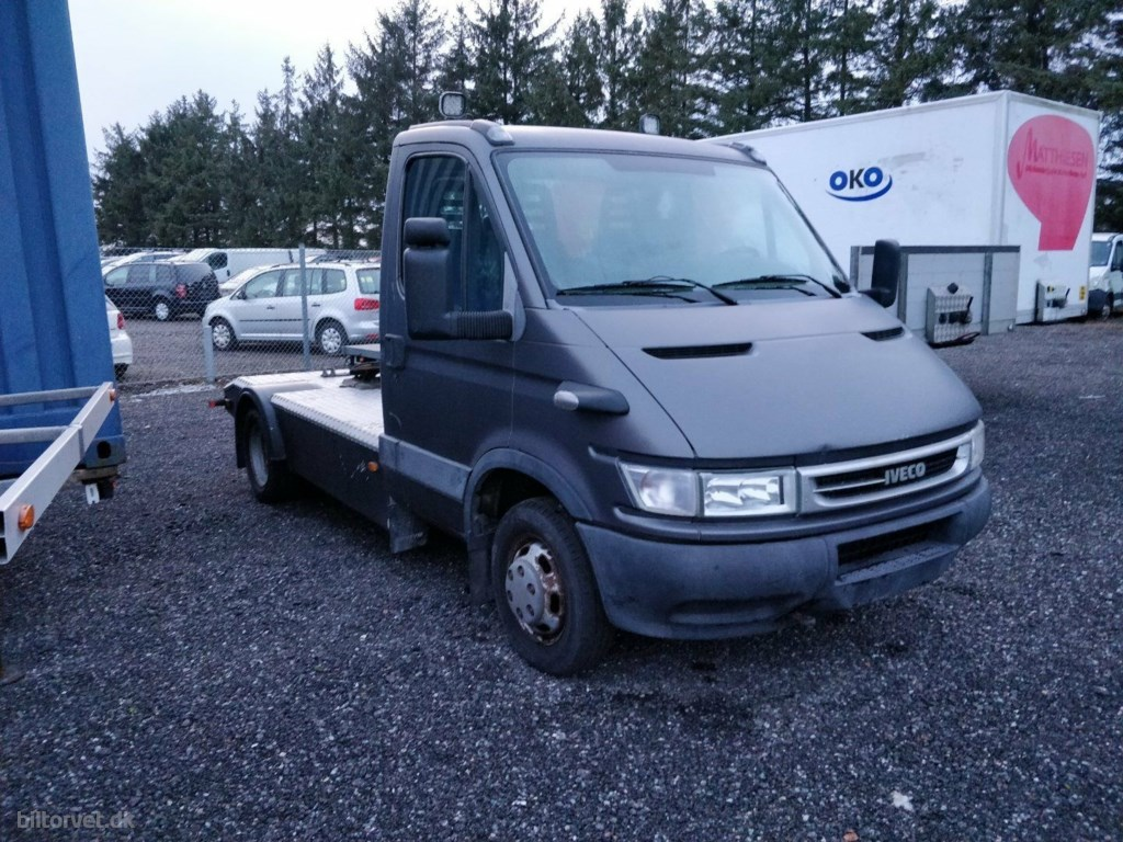 Iveco Daily 3,0 35C17 3000mm Lad AG 2005