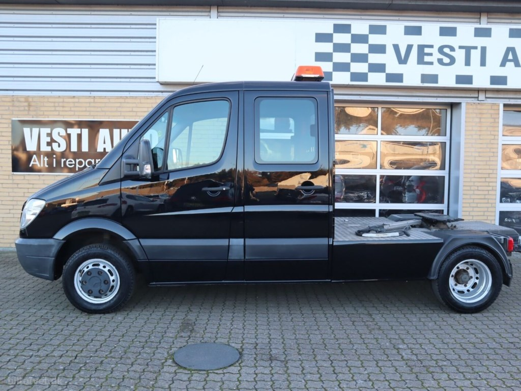 Mercedes-Benz Sprinter 518 3,0 CDi R2 Db.Cab Chassis 2008