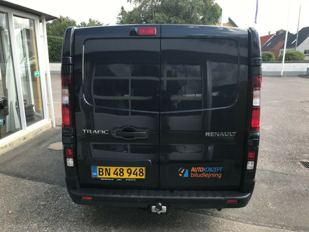 Renault Trafic T29 1,6 dCi 145 L2H1 2016